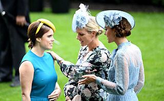 Prinsessens mor svarer på gravidryktene