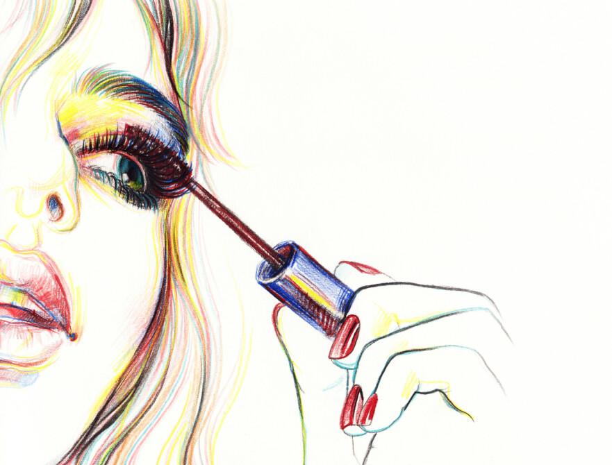 PROFFTIPS: Hvilke produkter bør du bruke litt penger på, og hvilke er lure å kjøpe rimelig? Få makeupartistens beste tips! FOTO: NTB Scanpix
