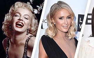 Hollywood-stjernene du kanskje ikke visste at hadde norske aner!