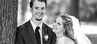 Dalton (22) kunne ikke svømme - druknet på bryllupsreise