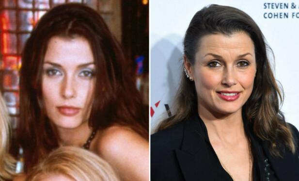 LIKE FLOTT: I dag er Bridget Moynahan 48 år gammel. Til høyre er hun avbildet i 2018. FOTO: Scanpix