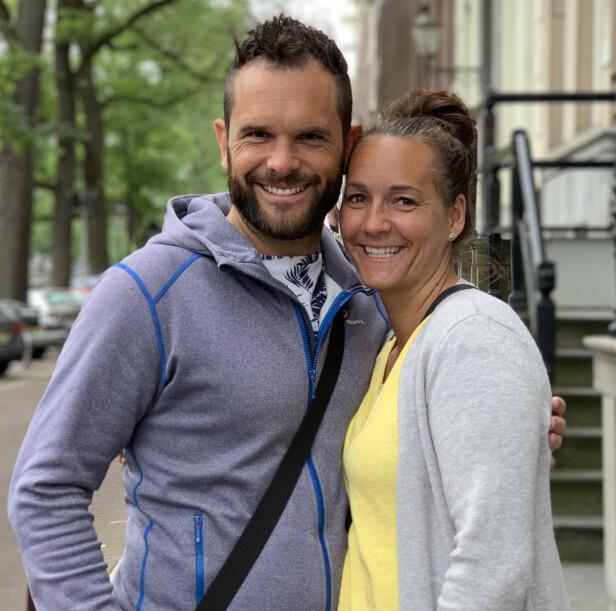 NYTTIG VERKTØY: Ekteparet Jarle og Karina Waldemar har selv benyttet seg av DISK-analysen i samspill med sine tre barn. FOTO: Privat