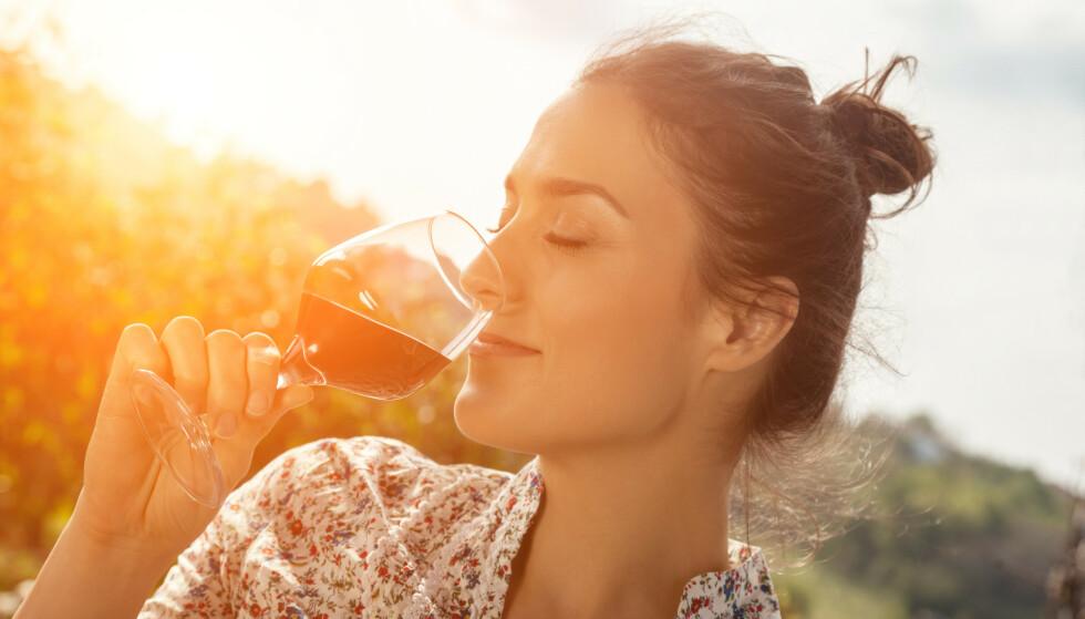 ALKOHOL: Har du hørt om mindful drinking? - Det handler om å se på alkoholvanene du har. FOTO: NTB Scanpix