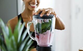 5 grunner til at vekta går opp når du begynner å spise sunt