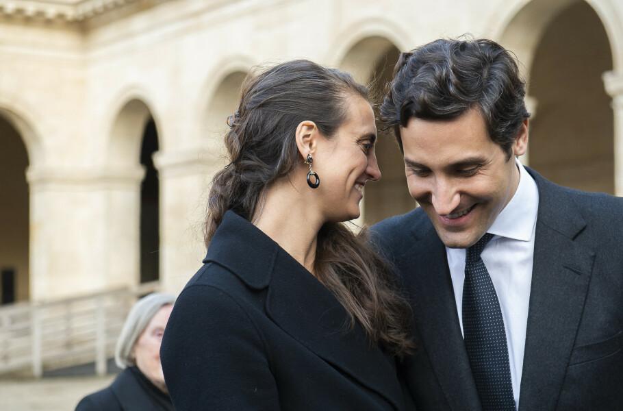 FORELSKET: Denne høsten gifter prins Jean-Christophe Napoléon av huset Bonaparte seg med grevinne Olympia von und zu Arco-Zinneberg. FOTO: NTB Scanpix