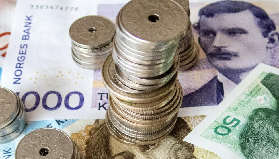 Hvor lite penger kan du klare deg med? Gry levde en måned på sparebluss for å finne det ut