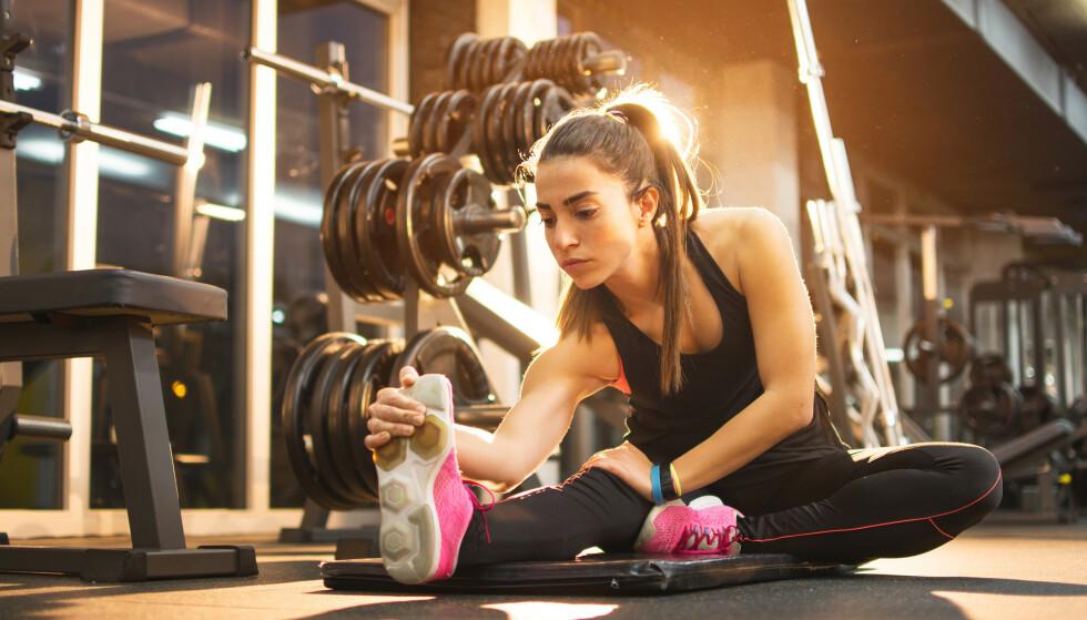 VARIASJON: Variasjon i treningsintensitet og i type aktivitet er viktig for å unngå skader. FOTO: NTB Scanpix