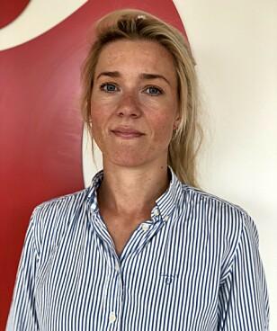 SNAKK MED BARNA: Ifølge Sara Eline Grønvold hos Redd Barna, må foreldre ha en konkret bekymring for å ha lov til å sjekke barnas mobil. FOTO: Tuva Wærdahl/ Redd Barna