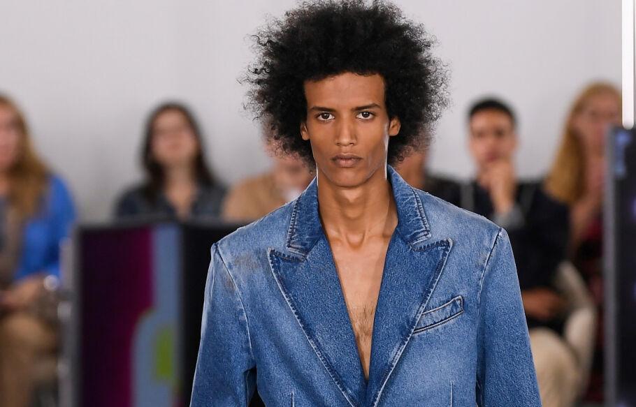 UKJENTE STJERNER: Flere norske, mannlige modeller gjør det stort i utlandet. Foto: Scanpix