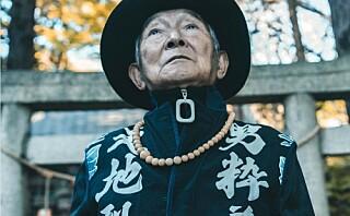 Tetsuya (85) er blitt en Instagram-stjerne