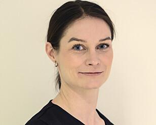 Henriette Howard, hudterapeut ved Oslo Hudpleieklinikk.