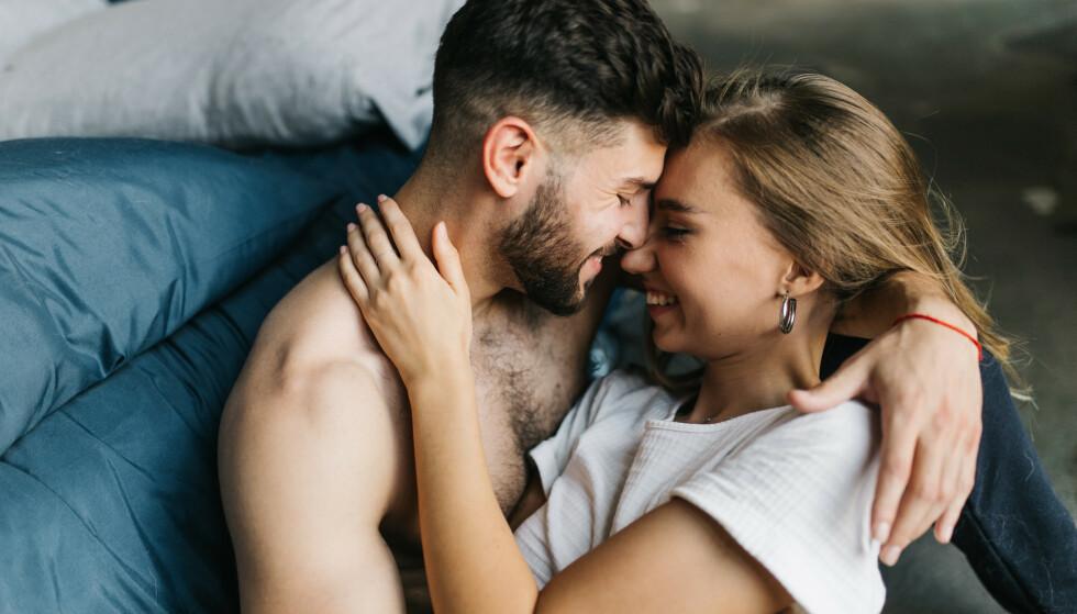 SEXLIV: Selv om det som sagt er invidiuelt på hvor ofte man har sex med partneren sin, kan man kan naturligvis trekke noen små paralleller hva gjelder hyppigheten av sexlivet. FOTO: NTB Scanpix