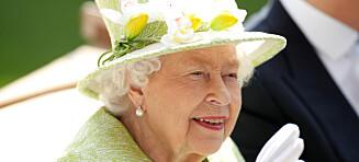 Dronning Elizabeths hemmelige motetriks