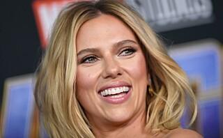 Scarlett Johansson er verdens best betalte kvinnelige skuespiller