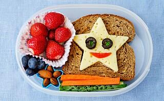 «Christine» opplevde et sterkt matpakke-press da datteren skulle begynne i barnehagen