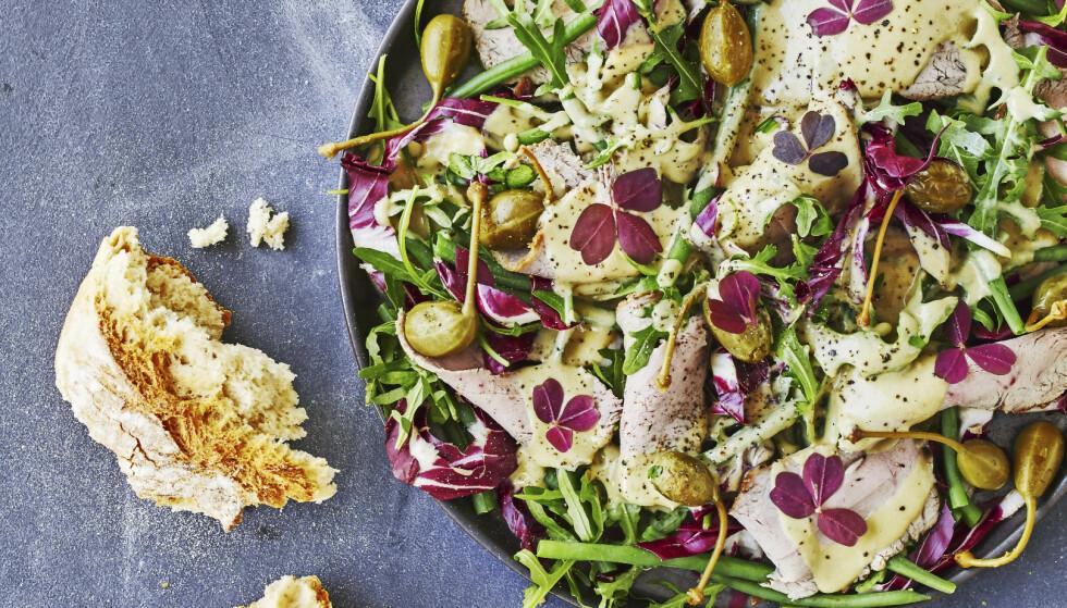 Disse 4 salatene metter godt og er skikkelig smakfulle!