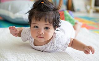 Ny undersøkelse: Dette er de mest populære babynavnene