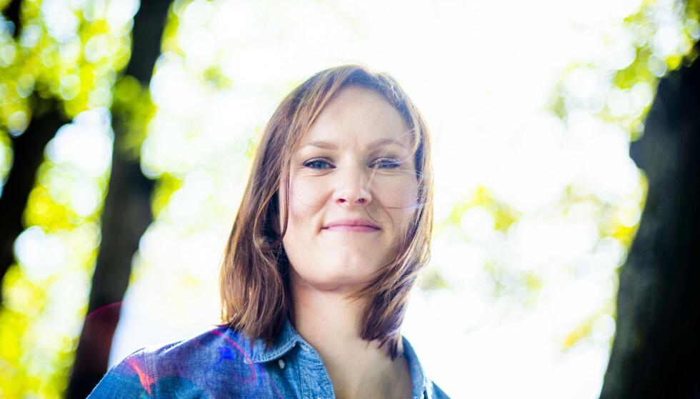 NY HEIMBYGD: For fem år sidan flytta Agnes Ravatn til eit småbruk i Valevåg. Ho har ikkje angra. FOTO: Scanpix