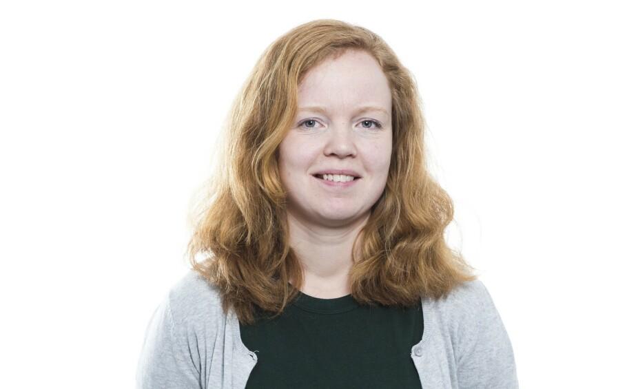 BLI NY: Helene (32) ble ny med KK. Se bilder i saken. FOTO: Astrid Waller