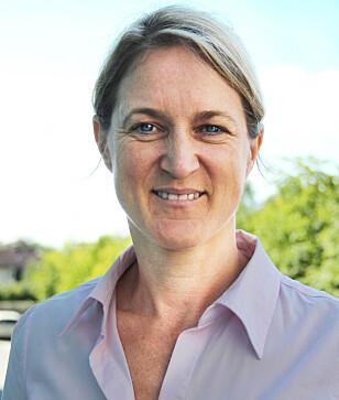 KAN UTRYDDES: Livmorhalskreft er ifølge Ameli Tropé hos Kreftregisteret en unik kreftform fordi vi faktisk kan ha et håp om å utrydde den med en god kombinasjon av vaksine og screening. FOTO: Privat
