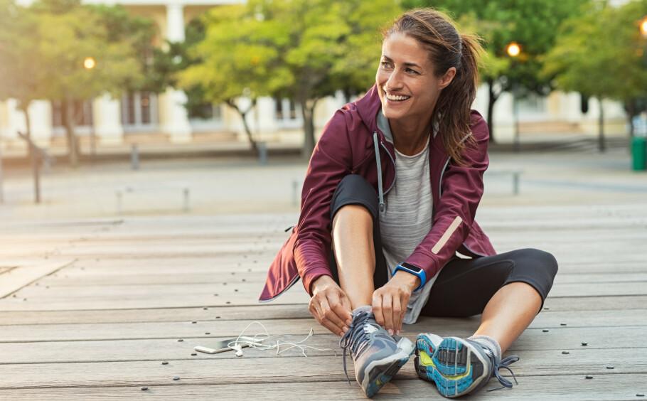 FIN I FARTA: Matinntaket før et løp har mye å si for resultatet - og ikke minst hvordan du føler deg underveis. Vi har snakket med eksperter som forklarer hvordan du burde legge opp matplanen den dagen du skal gi jernet. FOTO: NTB Scanpix