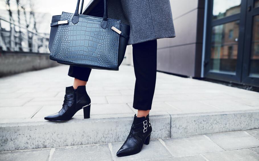 HØST + NYE SKO = GNAGSÅR: Vi er positive til teste ut et enkelt triks - som også er helt gratis, for mer behagelige sko og føtter uten gnagsår. FOTO: NTB Scanpix