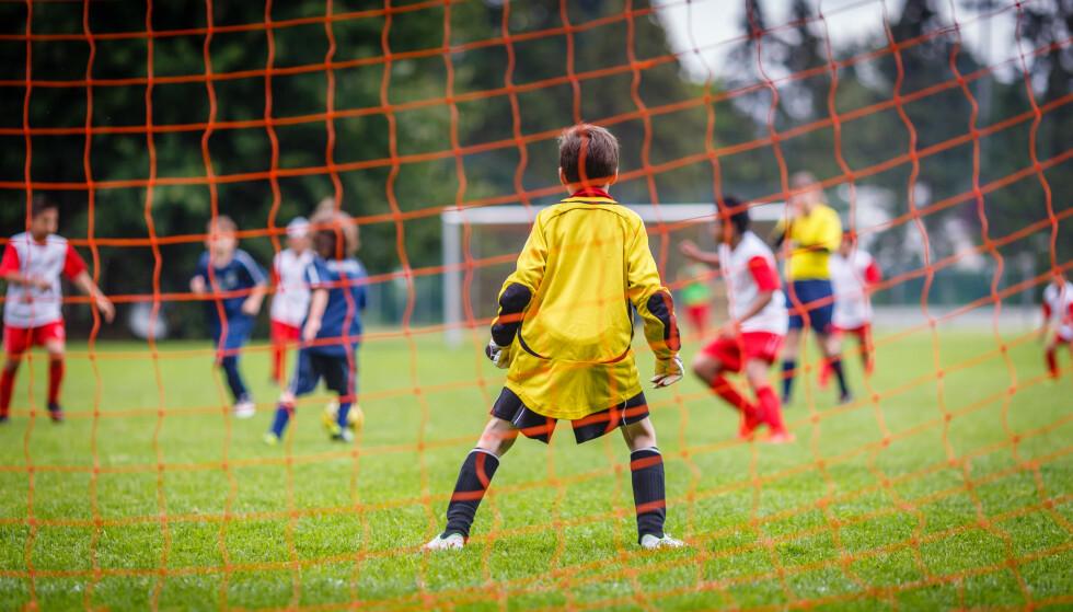 BARNS FRITIDSAKTIVITETER: Høsten er oppstart for mange av barnas fritidsaktiviteter, men ikke alle barn finner noe som passer dem. FOTO: NTB Scanpix