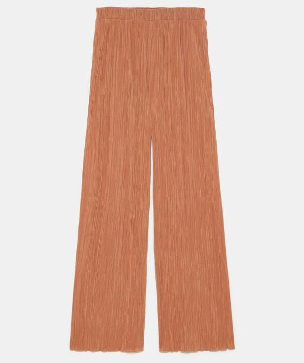 Bukse fra Zara. Kroner 239. Foto: Produsenten