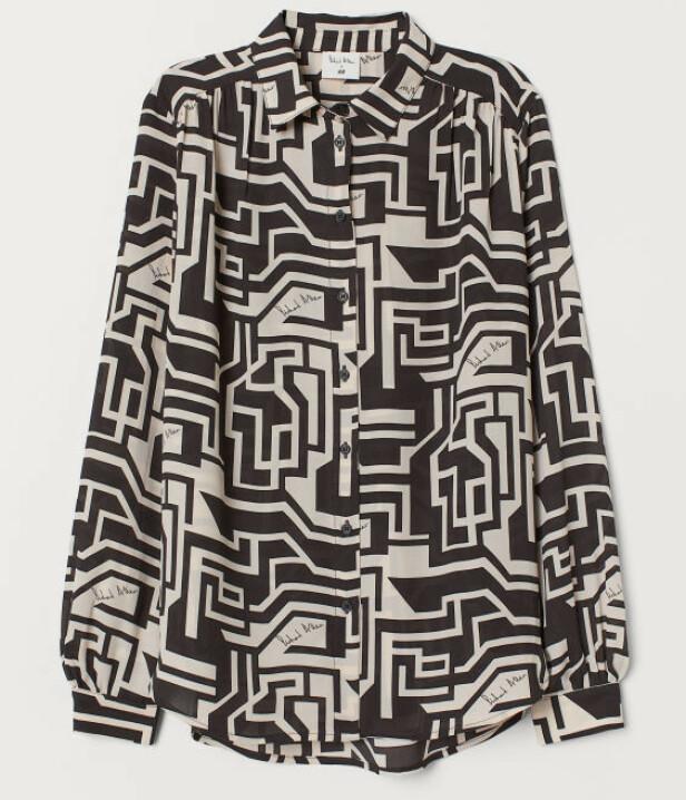 Skjorte fra HM. Kroner 149. Foto: Produsenten