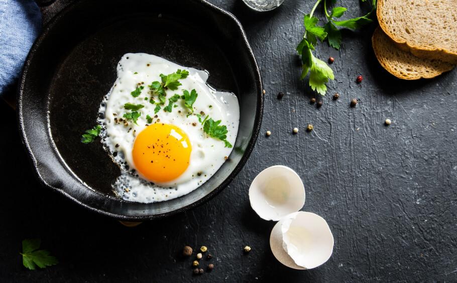 EGG: Her er 6 ting du kanskje ikke visste om egg! FOTO: NTB Scanpix