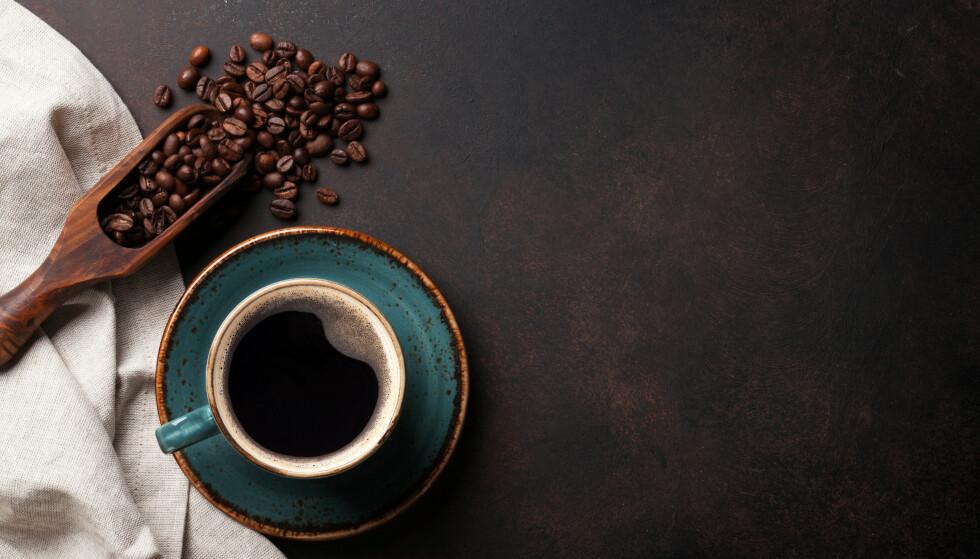 <strong>KAFFE:</strong> Her kommer tre morsomme fun facts om kaffe til den ihuga kaffeelskeren. FOTO: NTB Scanpix