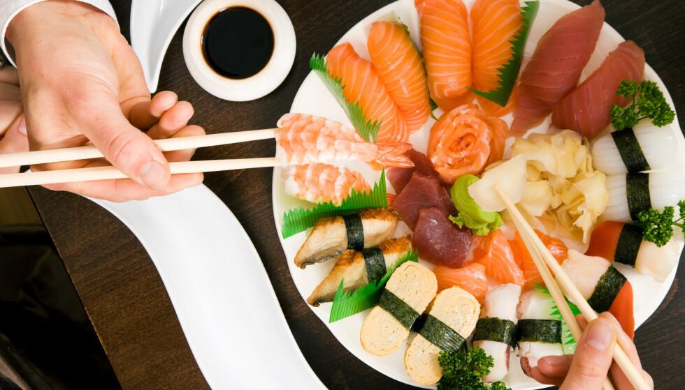FISK ER SUNT: De som spiste fisk hadde 13 prosent lavere risiko for hjertesykdom enn dem som spiste kjøtt, viser den nye studien.