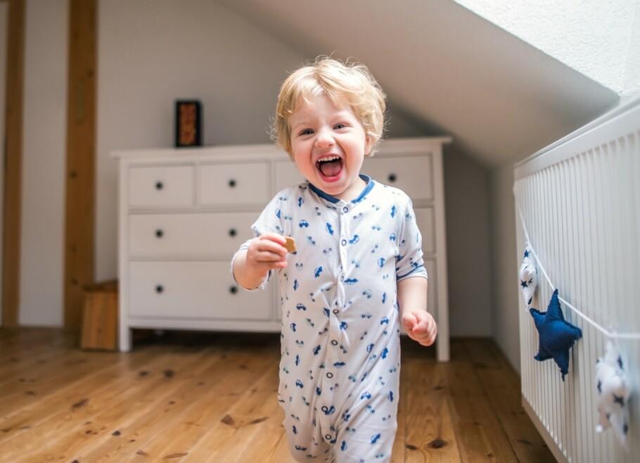 FØRSTE TEGN PÅ ADHD: Uro, konsentrasjonsvansker og dårlig impulskontroll er symptomer på ADHD, men kan hos små barn også ha en rekke andre årsaker. FOTO: NTB Scanpix
