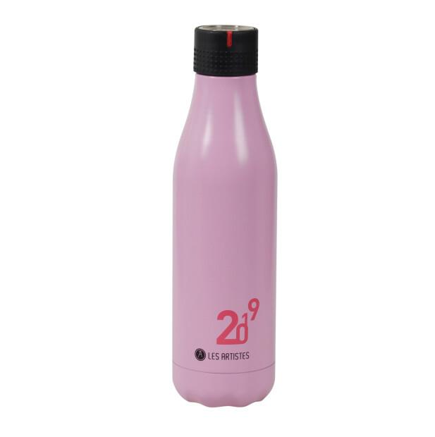 HENDIG OG LEKKER: Praktisk vannflaske i rosa. FOTO: Modern House