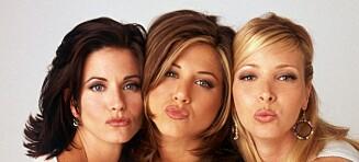 «Friends»-stjernen skal ha blitt bedt om å gå ned 13 kilo for å lykkes i Hollywood