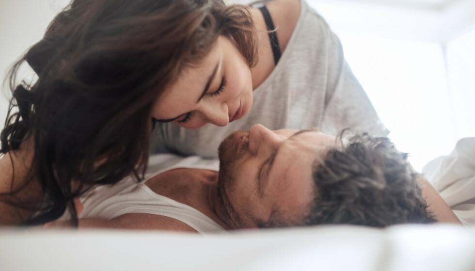 ORGASME: Mange kvinner sliter med å oppnå orgasme, men sex under eggløsningen kan øke sannsynligheten.