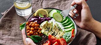 Fiskespisere og vegetarianere får sjeldnere hjerteinfarkt