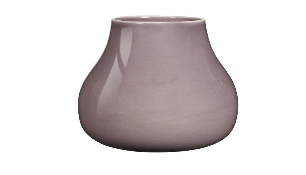 Vasen «Botanica» (kr 550, Kähler). FOTO: Produsenten