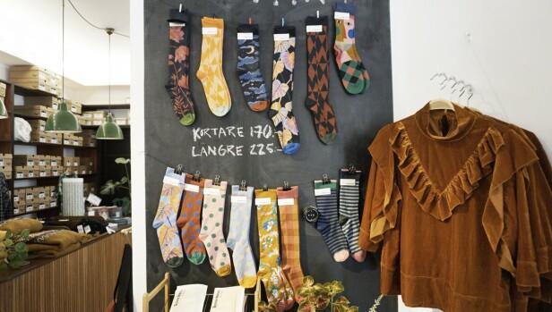 Liebling satser på lokalprodusert mote. FOTO: Dorte Mosbæk