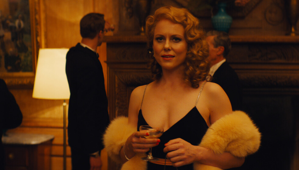 SOM SONJA: Ingrid Bolsø Berdal portretterer skuespiller Sonja Wigert i filmen Spionen, som har norgespremiere 18. oktober 2019. FOTO: 4 1/2 og Nordisk Film Distribusjon