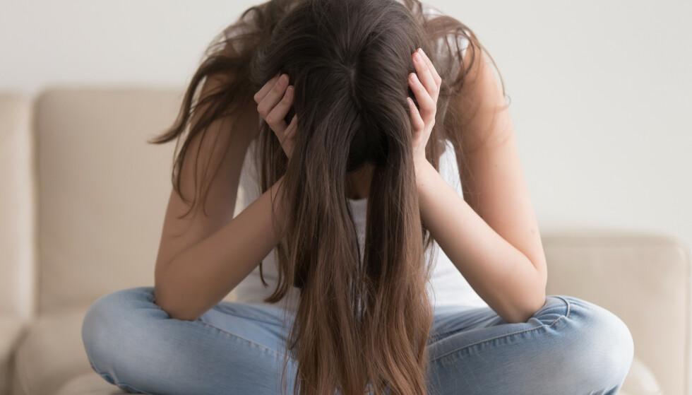 Jenter med ADHD er underkjent, understudert og misforstått. Feildiagnostisert og feilbehandlet. FOTO: fizkes / Shutterstock / NTB scanpix