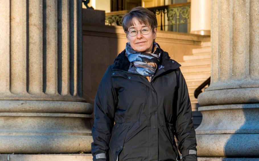 ADHD: Anne Marie Fosse Teigen (53) fikk diagnosen ADHD for få år siden. Det var sårt, men også en lettelse. FOTO: Aurora Nordengen
