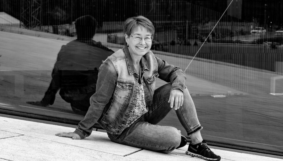 Anne Marie Fosse Teigen opplever nå å møte seg selv på nytt. FOTO: Aurora Nordengen