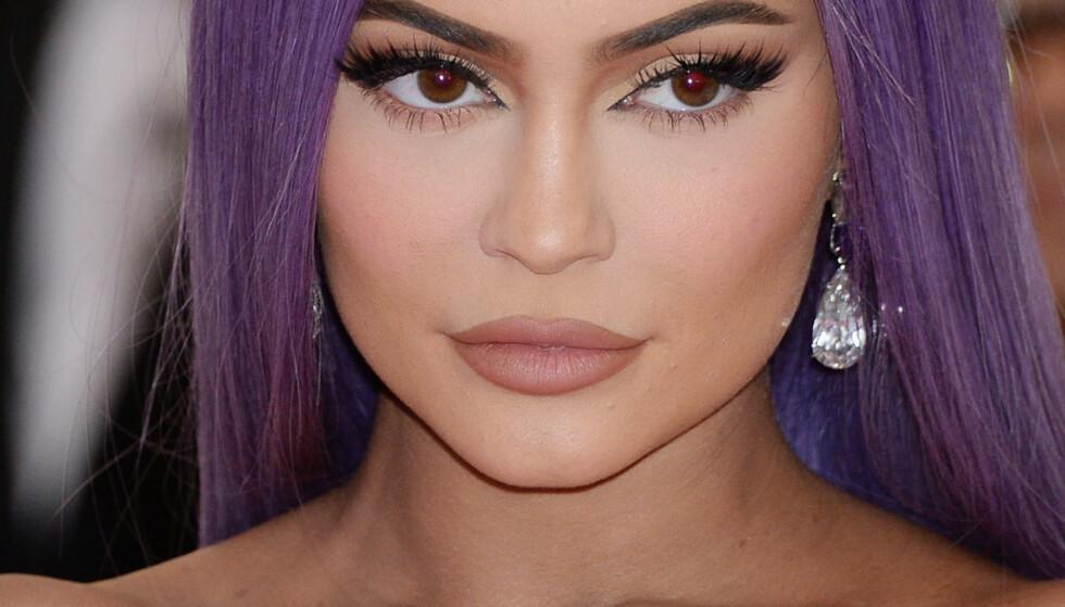 Kylie Jenner samarbeider med luksusmotehus