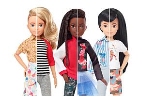 Barbie-produsent lanserte kjønnsnøytral dukke