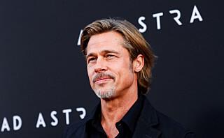 KK møtte Brad Pitt: - Det er viktig å tilgi seg selv
