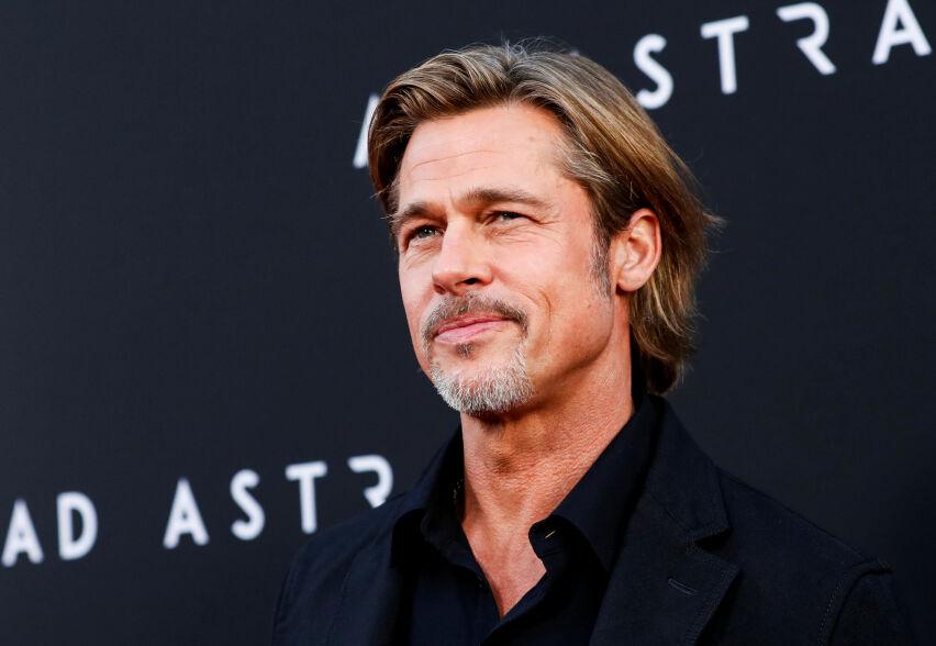 EVIG KJEKKAS: Brad Pitts sjarm har tålt tidens tann bedre enn de fleste – nå skal filmstjernen være av markedet! FOTO: Scanpix