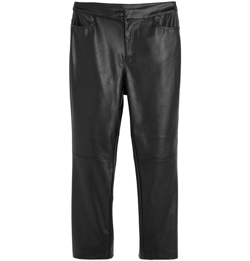 Bukse i skinnimitasjon fra | KappAhl | http://bit.ly/2Oj9iYz