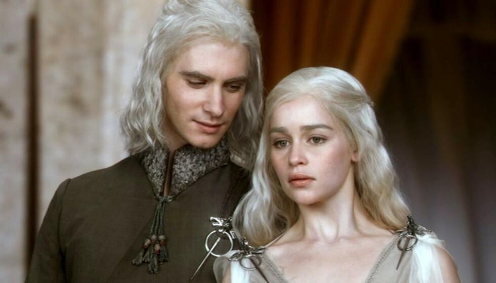 <strong>GAME OF THRONES:</strong> Det ryktes at George R. R. Martins kommende «Game of Thrones»-forløper kretser rundt forfedrene til Daenerys Targaryen. FOTO: HBO