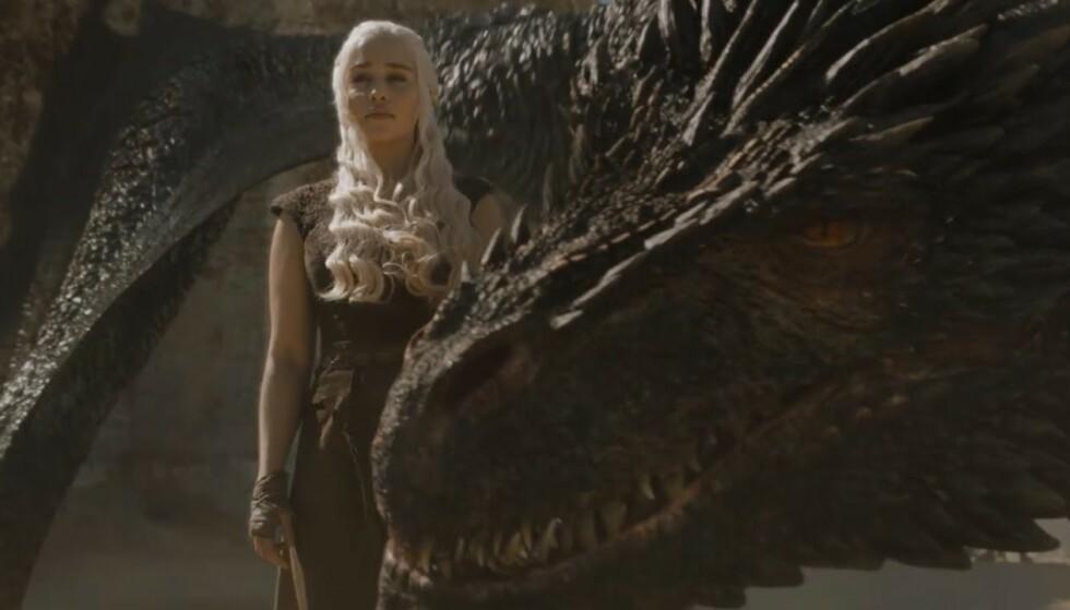 <strong>OM FORFEDRENE:</strong> Det ryktes at den foreløpig ikke-navngitte forløperserien skal omhandle slekten Targaryen. FOTO: HBO